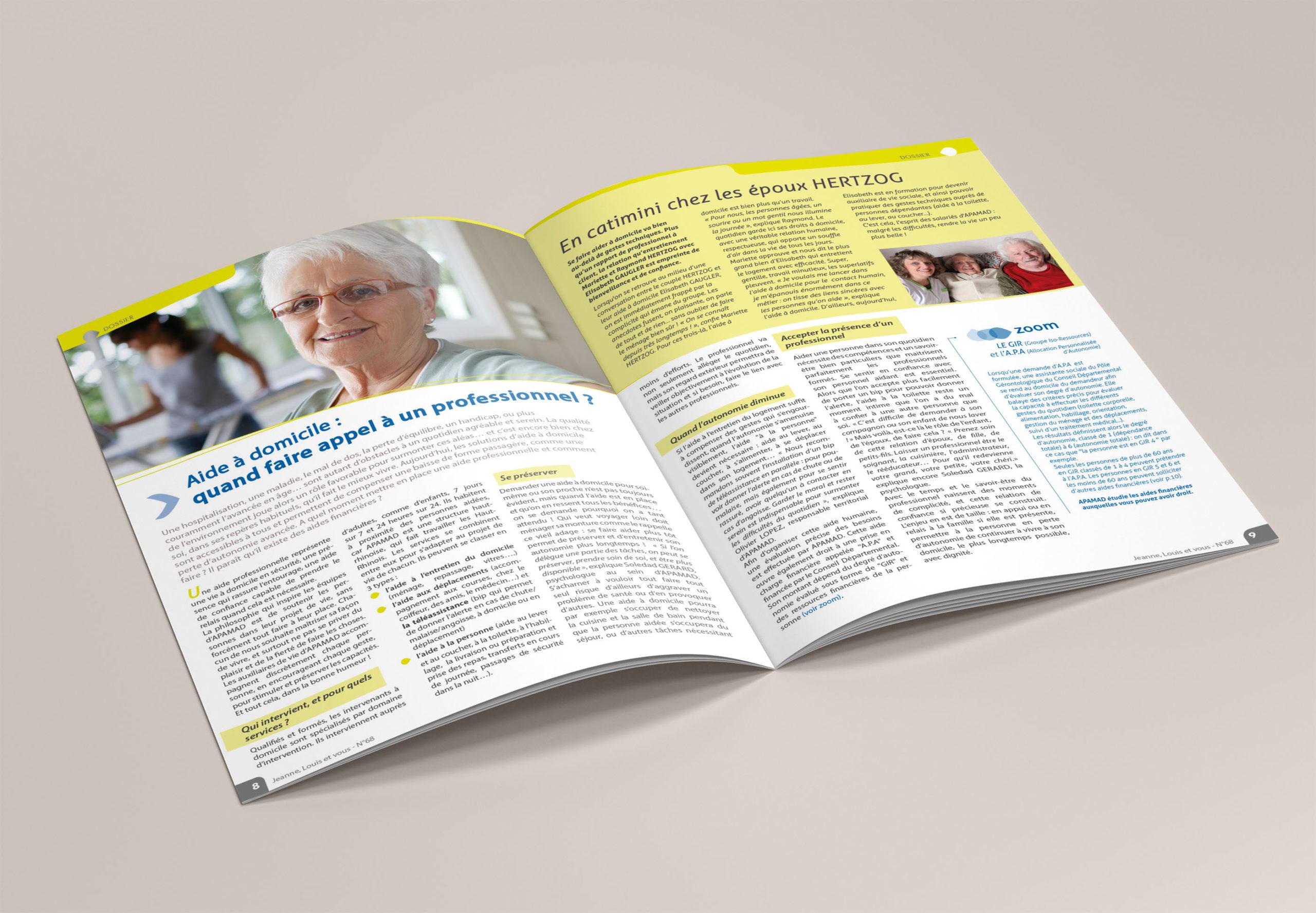 RESEAU APA • Magazine bi-annuel