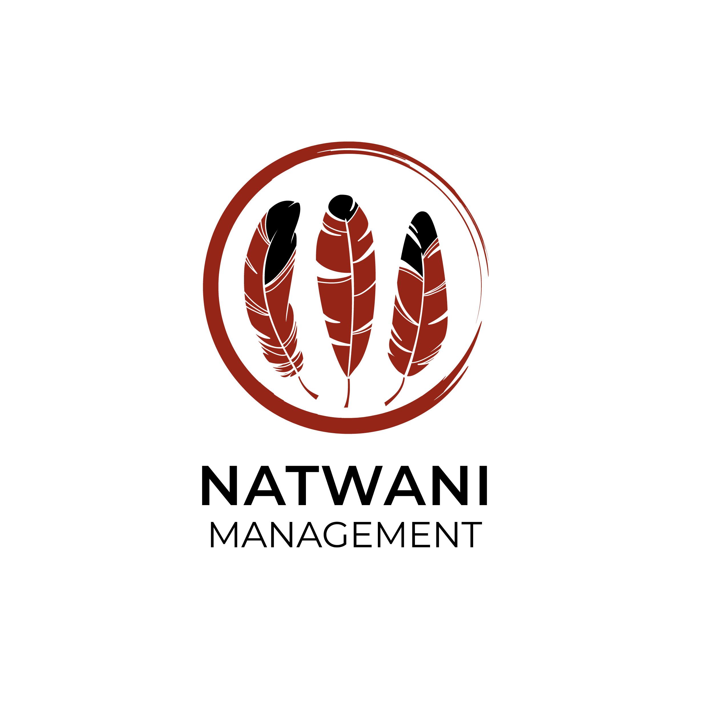 NATWANI MANAGEMENT • Logotype
