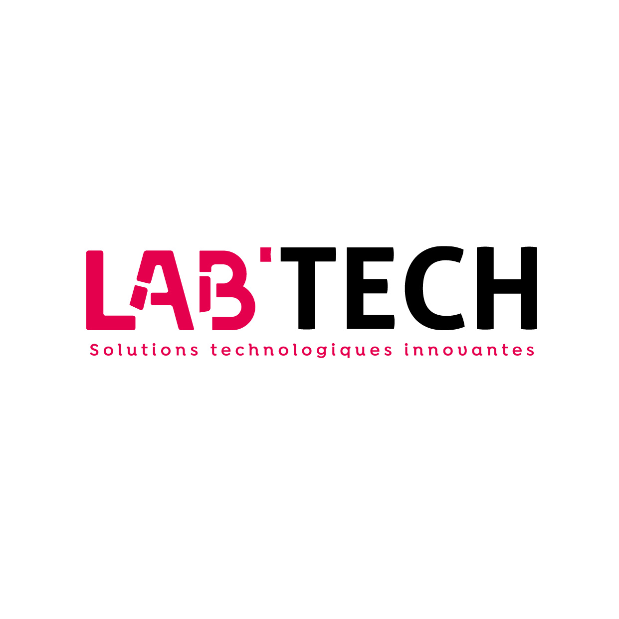 LAB'TECH • Logotype