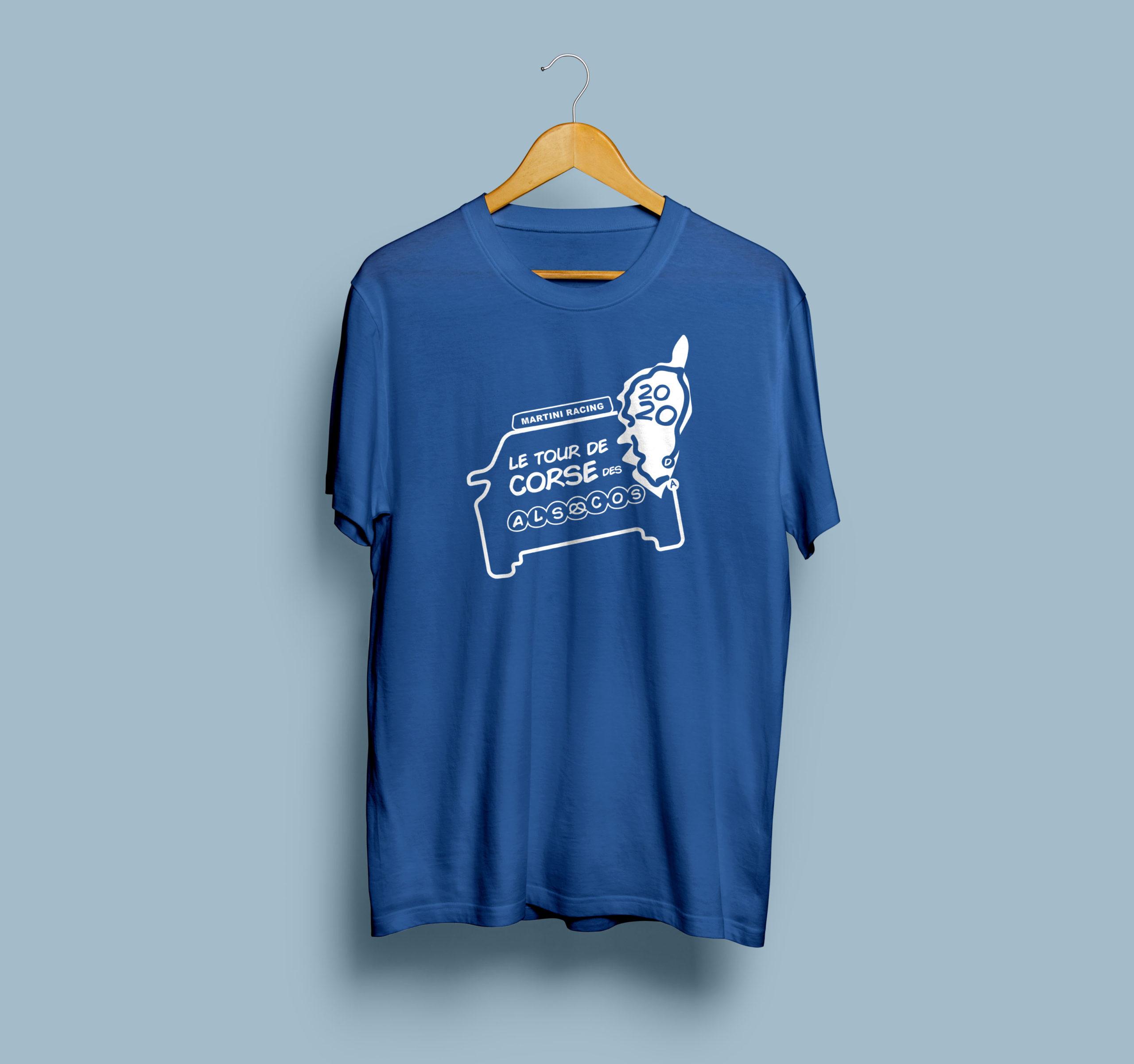 Rallye Tour de Corse Historique • T-shirt