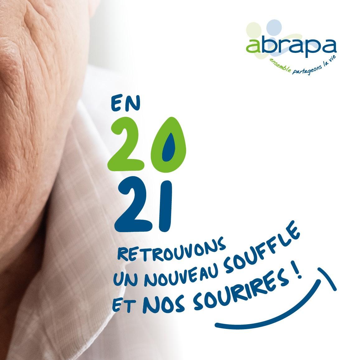 ABRAPA • Carte de vœux 2021